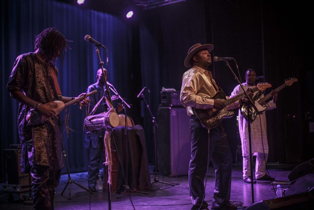 Samba Touré @ Atlas